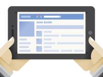 view private facebook profile